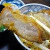 丸勝亭 - 料理写真:かつ丼1050円税込