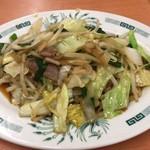 67576572 - 野菜炒め410円