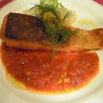 ダリエ - 魚料理(サーモン)