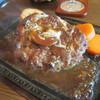 ハンバーグ 葡萄家 - 料理写真: