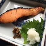 百飲 - 銀鮭の西京漬け