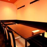 欧風料理屋ビストラ - テーブル席