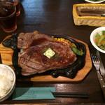 67598530 - Tボーンステーキ、¥1,814。