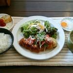 ごはんカフェヒダリ - 料理写真: