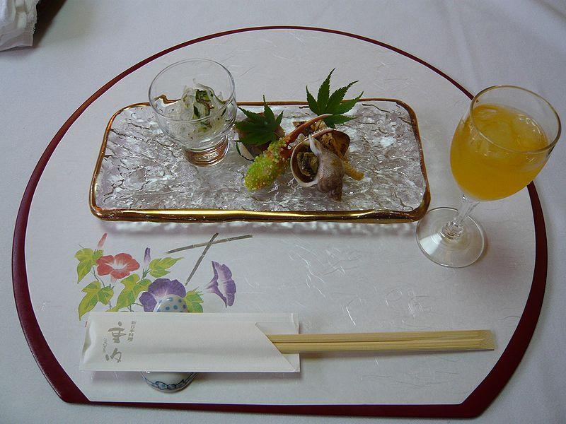 新日本料理 重内