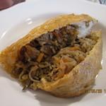 NINO - 「福袋(豚ひき肉・白滝・野菜の油揚げ野菜煮)」