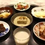 MASA'S KITCHEN - 前菜盛り合わせ