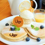 Vege - レモンカードと紅茶パンケーキ