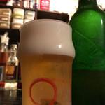 カレー屋アカマル - ハートランド瓶