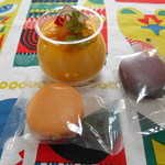 CAKE SHOP PHI - 料理写真:今回購入♡