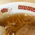 八千代軒 - スープ