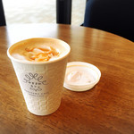 やぎさわカフェ - ドリンク写真:しょうゆキャラメルマキュアートS380円!