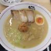 豚味噌もっこりラーメン - 料理写真: