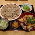名水手打そば処 大草 - 料理写真:選べるセット(900円)