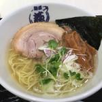 麺屋 燕 - 元祖燕ラーメン塩