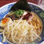 拉麺 空海 - 空海ラーメン750円。