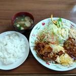 ダッチオーブン - 「スペシャルサービスランチ」950円
