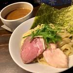 麺屋玉ぐすく - 濃厚‼︎つけ麺 鶏しぼり