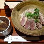 割烹そば 神田 - 料理写真:鴨付けそば