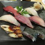 漁師寿司 海蓮丸 - 寿司ランチ