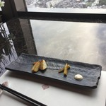 華 千房 - 季節の焼き野菜