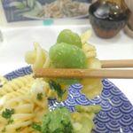 スタンド上松 - マカロニとそら豆のサラダ