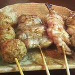 串太郎 - つくね ねぎま もも など焼き鳥いろいろ