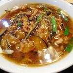 孔府家宴 - なす麺