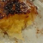 カーザ ダ アンドリーニャ - サクサクパリッパリ層状の生地に、卵黄と砂糖の玉子感あるクリーム