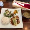 ミルリトン - 料理写真:豚肉と春キャベツの炒め物