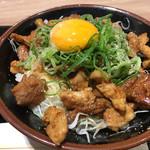 豚屋とん一 - とんテキ丼 ¥790(税抜き)