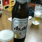 67618821 - スーパードライと生ビール