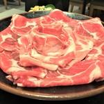 67620023 - 黒しゃぶ肉