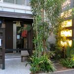肉ビストロTEPPEN - 京都の祇園で見た笑門