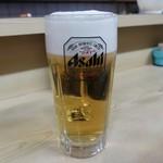 クラスノ - ☆生ビール(*^。^*)☆