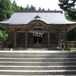 姫のそば ゆかり庵 - 稲田神社