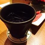 翔山亭  - 八海山 よろしく千萬(630円)