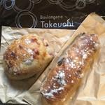 生瀬ヒュッテ - 5月のパン 2/4種