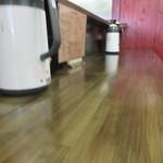 中華料理 旬 - お店は以前はラーメン屋さんだったんで店内はカウンター席を中心にテーブル席という造りになってます。