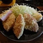 超食 - ハムカツ