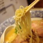 麵屋カモメ亭 - 料理写真:麺リフ