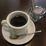 茶和 - 食後のコーヒー