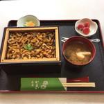 喫茶 か寿が - あなご定食   ¥990
