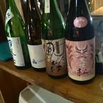 67627263 - はじめは好きな日本酒を!
