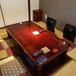 なかくし - 個室