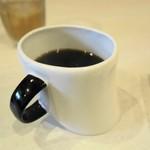焼肉ノ志志 - 食後はコーヒーまで!