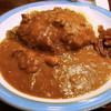 マーブル - 料理写真:チキンカレー
