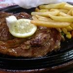 ビッグハート - こくもつ牛ステーキ