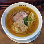 らーめん 鉢ノ葦葉 - 料理写真:冷やし2017年試作