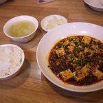 凜 - マーボー豆腐定食